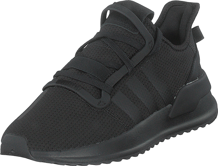 adidas Originals - U_path Run J Coreblack/coreblack/ftwrwhite
