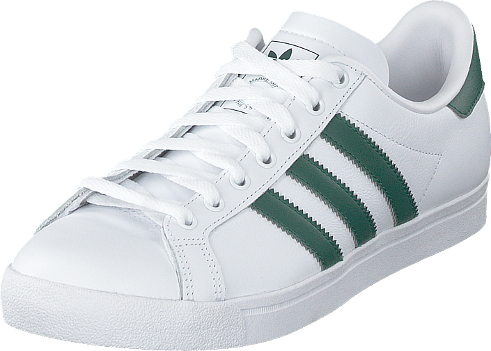adidas Originals - Coast Star Ftwrwhite/collegiategreen/wht