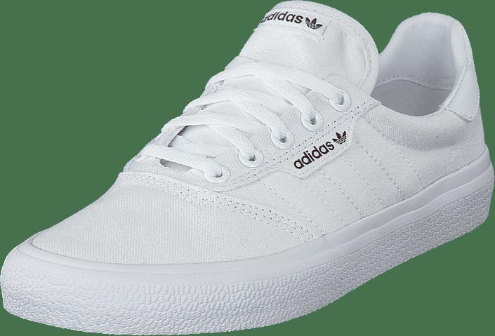 19d64ace5c763 Buy adidas Originals 3mc Ftwrwhite/ftwrwhite/goldmet. white Shoes ...