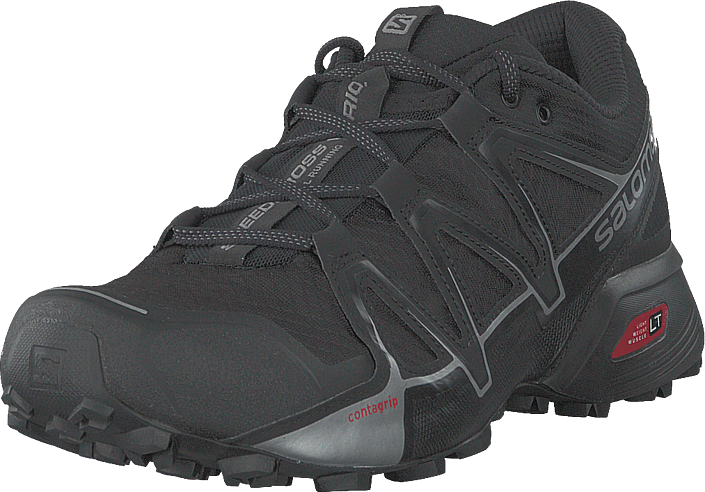 Salomon - Speedcross Vario 2 Black/black/silvmetal