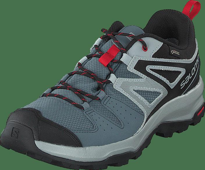 Salomon - X Radiant Gtx® Stormy Weather/quarry/cherry