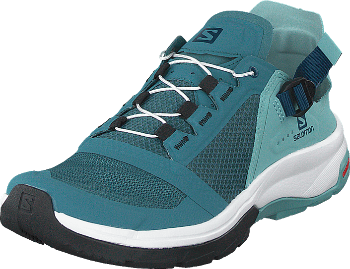 Salomon Techamphibian 4 Shoes Women hydronile blueposeidon