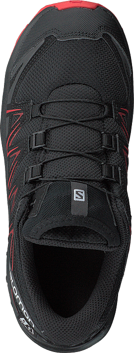Xa Pro 3d Cswp J Black/black/high Risk Red