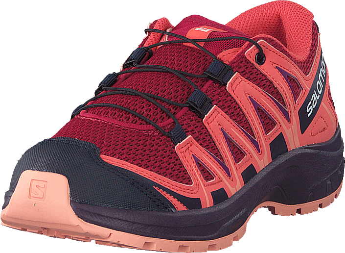 Salomon - Xa Pro 3d J Cerise./dubarry/peach Amber