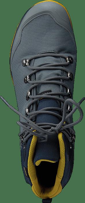 Kjøp Salomon Outback 500 Gtx® Quiet Shade/navy Blazer/green Sko Online