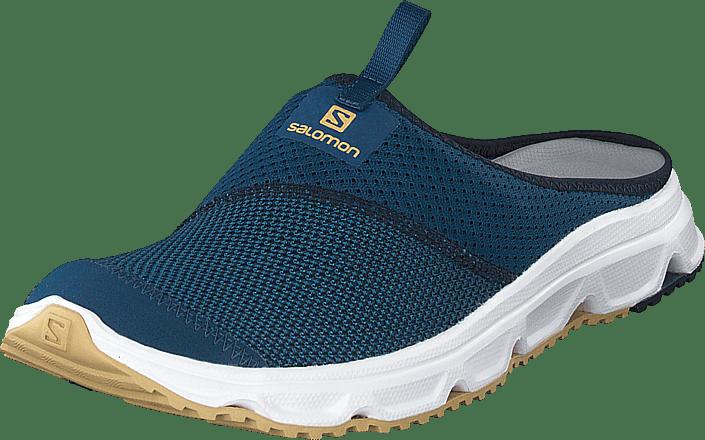 Salomon - Rx Slide 4.0 Poseidon/navyblazer/taostaupe