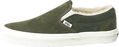 Ua Classic Slip-on (suede) Grape Leaf/dusty Olive
