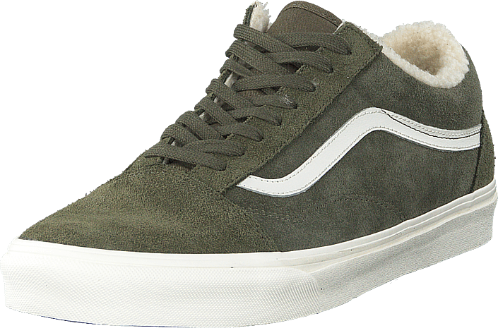 Vans - Ua Old Skool Grape Leaf/dusty Olive