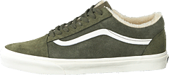 Ua Old Skool Grape Leaf/dusty Olive