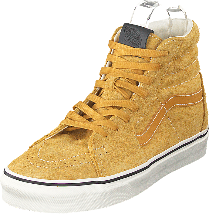 Vans - Ua Sk8-hi (suede) Sunflower/snow White