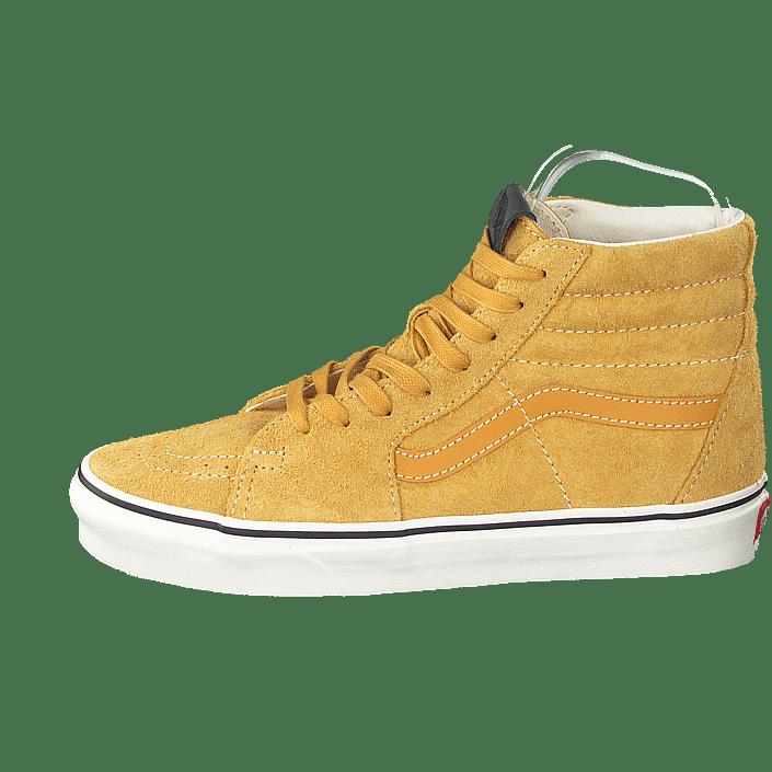 Vans Ua Sk8-hi (suede) Sunflower/snow White 56952147