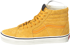 Ua Sk8-hi (suede) Sunflower/snow White