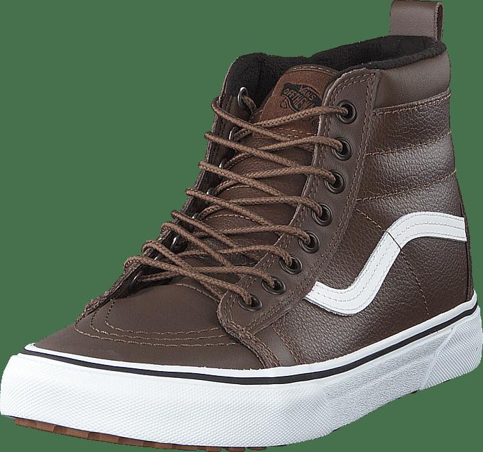 Vans - Ua Sk8-hi Mte (mte) Rain Drum/leather