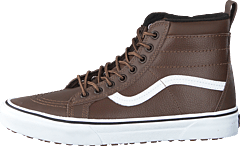 Ua Sk8-hi Mte (mte) Rain Drum/leather