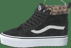 Vans - Ua Sk8-hi Platform Mte (mte) Black leopard Fur e4ddc2cc8e