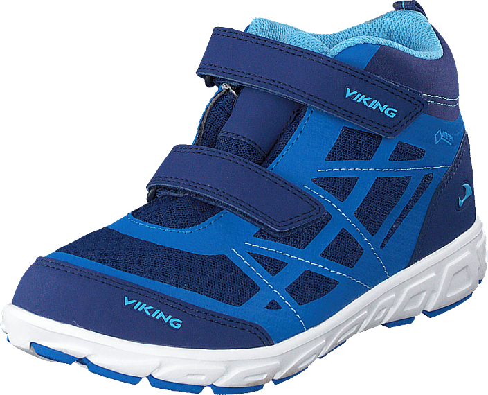 Viking - Veme Mid Gore-tex® Dark Blue/blue