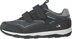 Evanger Low Gore-tex® Black/grey