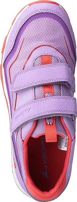 Evanger Low Gore-tex® Lavender/coral