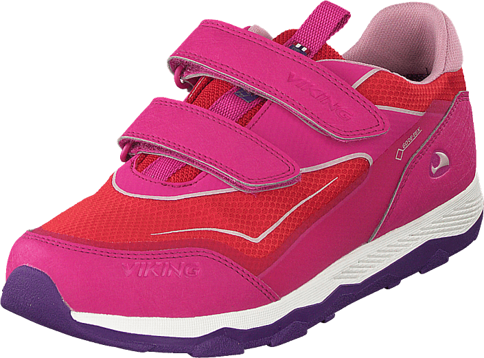 Viking - Evanger Low Gore-tex® Magenta/red