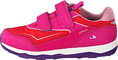 Evanger Low Gore-tex® Magenta/red