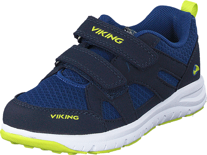 Viking - Odda Navy/lime