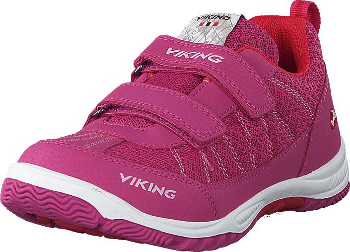 Viking - Bryne Magenta/red
