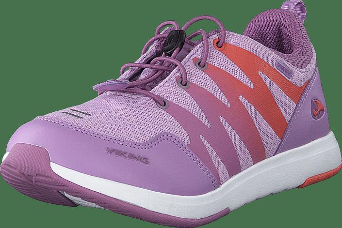 Viking - Bislett Ii Gore-tex® Lavender/coral