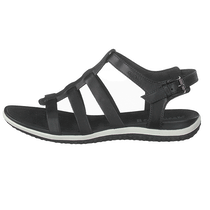 dad854c045e5b9 Buy Geox D Sandal Vega Black black Shoes Online   FOOTWAY.co.uk