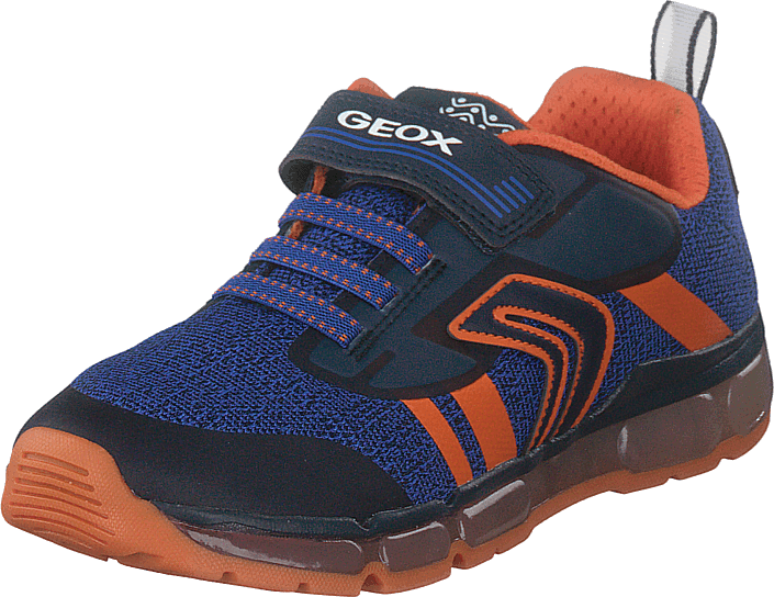 Geox - J Android Boy Navy/orange