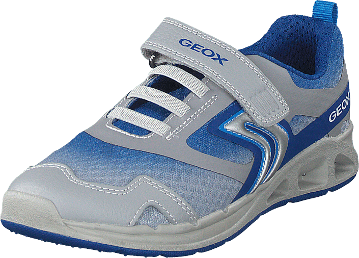 Geox - J Dakin Boy Grey/royal