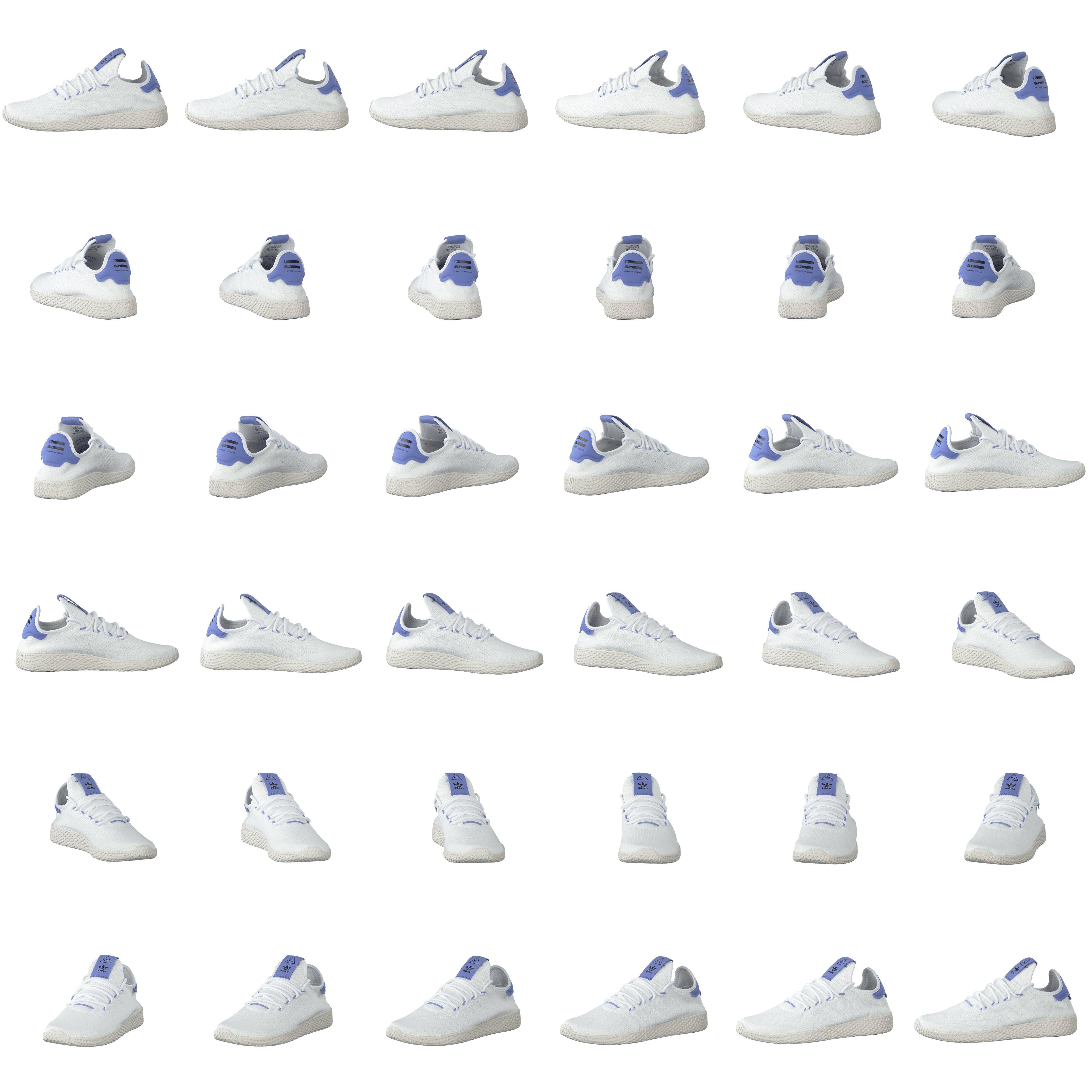 Kjøp adidas Originals Pw Tennis Hu Ftwwhtrealilcwhite sko