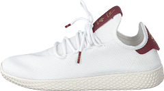 premium selection 96c19 b2f18 adidas Originals - Pw Tennis Hu W Ftwrwhite collegiateburgundy