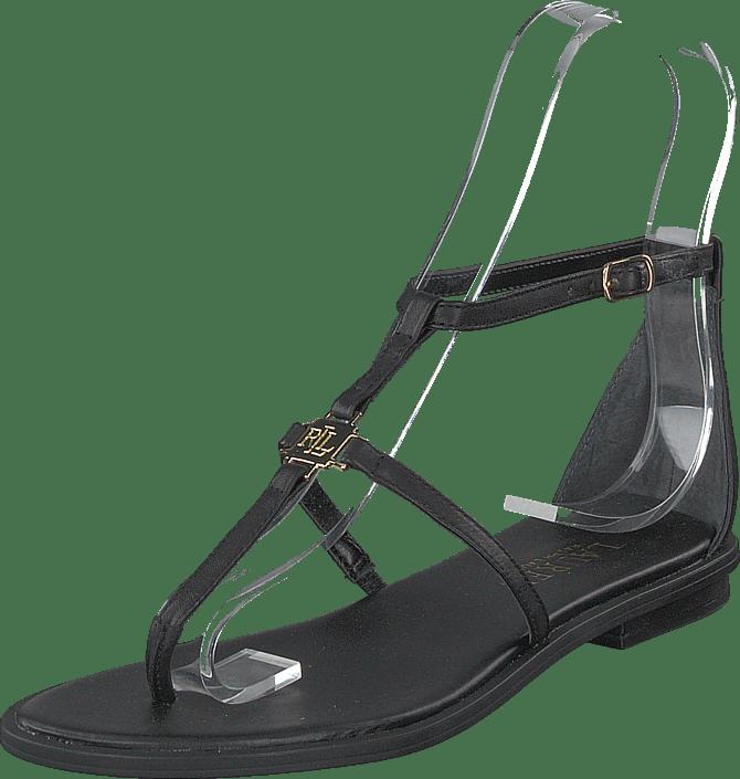 ba3d1daad7318 Kup Polo Ralph Lauren Nalaine Black czarne Buty Online | FOOTWAY.pl