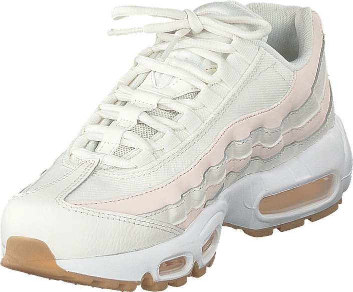 Nike - Wmns Air Max 95 Sail/gum Light Brown/white