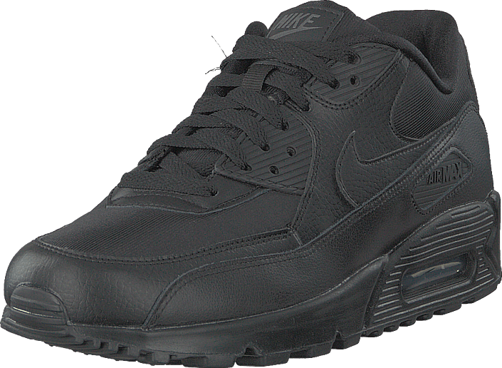 Nike - Wmns Air Max 90 Black/black/black