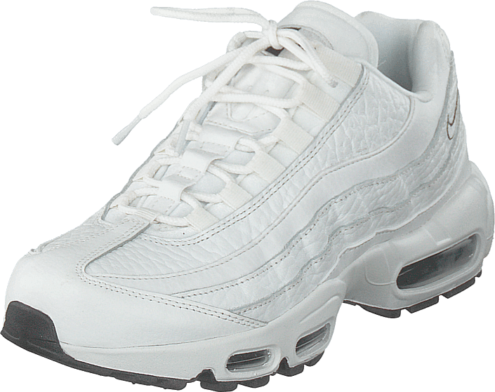 Wmns Air Max 95 Leather Summit Whiteblack