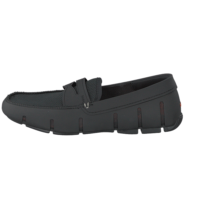 Hommes Chaussures Acheter Swims Penny Loafer Noir Chaussures Online