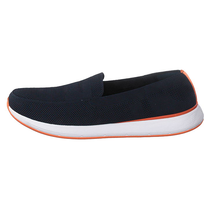 Hommes Chaussures Acheter Swims Breeze Wave Penny Navy / Orange Chaussures Online