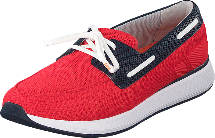 Breeze Wave Boat Red Alert / Navy