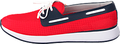 Breeze Wave Boat Red Alert / Navy