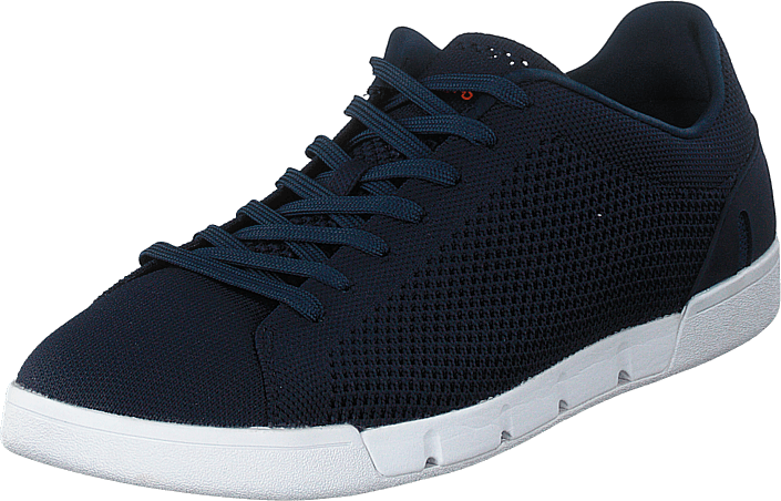 Swims - Breeze Tennis Knit Navy / White