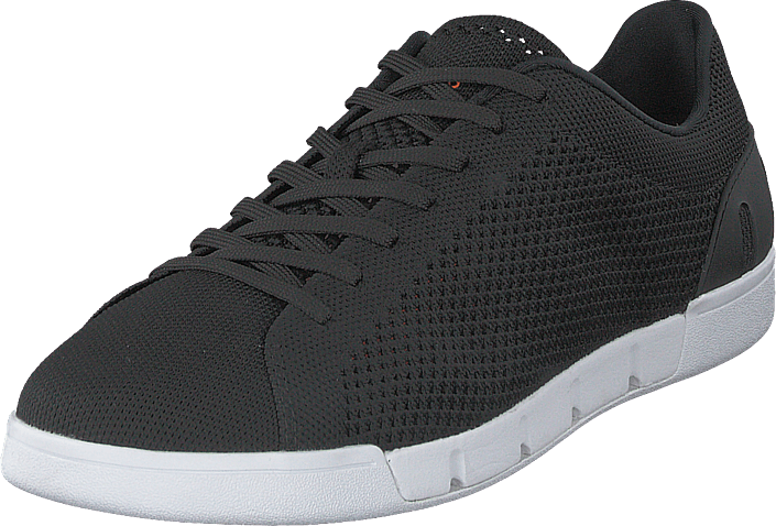 Swims - Breeze Tennis Knit Black / White