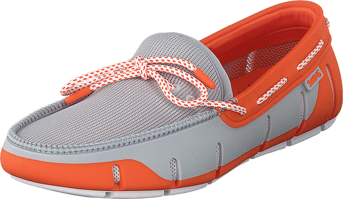 Swims - Stride Lace Loafer Alloy / Orange