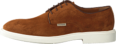 Tad Lace Up Camel