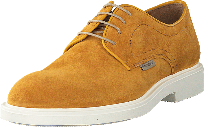 Hush Puppies - Tad Lace Up Mustard