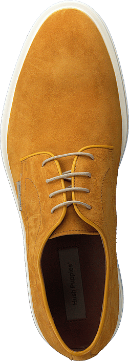 Tad Lace Up Mustard