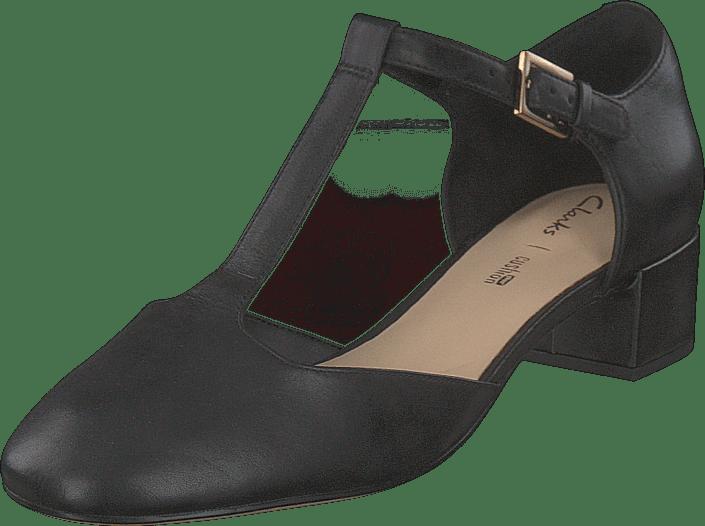 Orabella Holly Black Leather