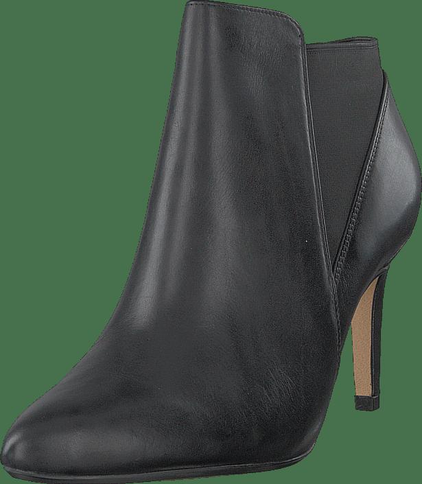 Clarks - Laina Violet Black Leather