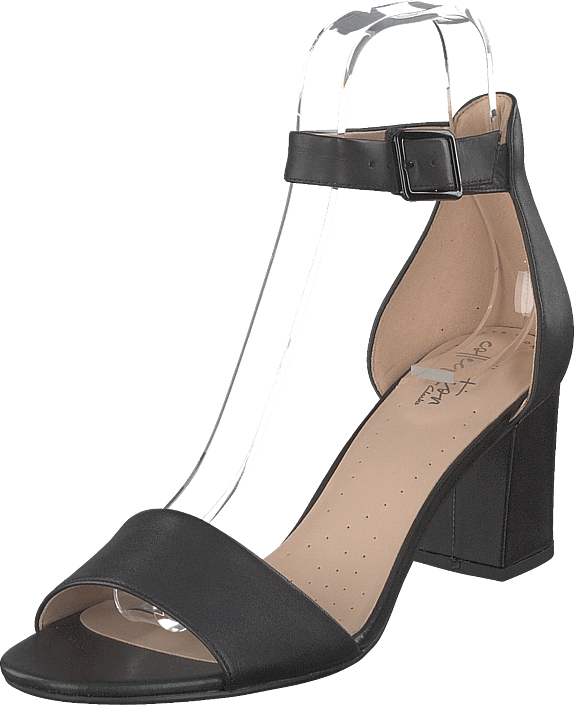 Deva Mae Black Leather