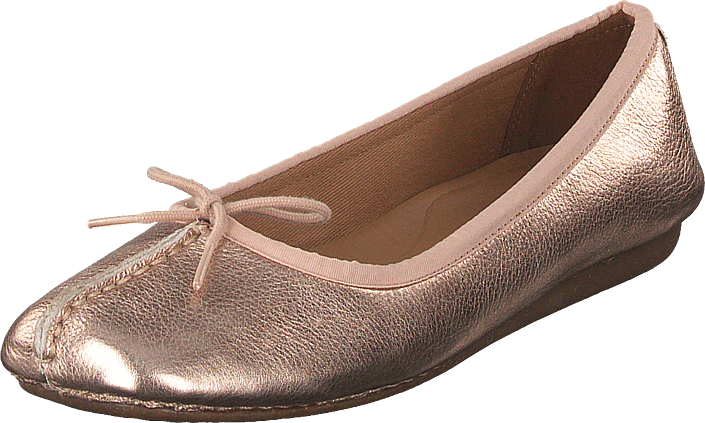 Clarks - Freckle Ice Rose Gold
